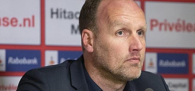Foto: Lukkien wil voorbeeld Heracles volgen met zijn FC Emmen