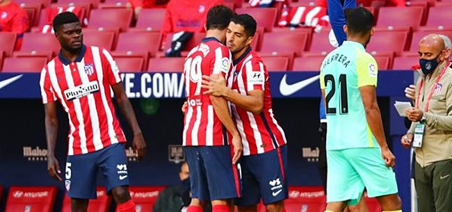 Foto: Koeman over telefoongesprek met Suárez: 'Hij was op vakantie'