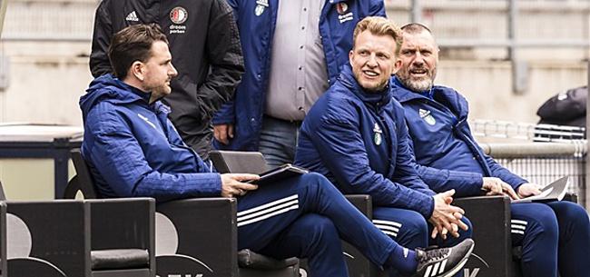 Foto: FC Sheriff-trainer sloopt Kuyt na Champions League-stunt