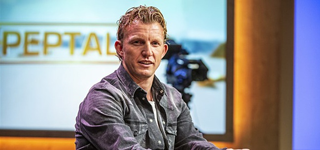 Foto: 'Enorm Dirk Kuyt-drama in de maak'