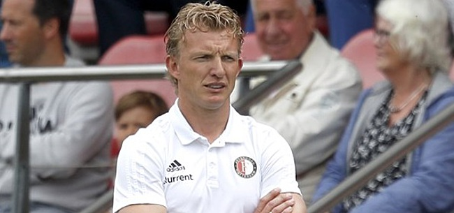 Foto: 'Kuyt krijgt hele duidelijke mededeling bij Feyenoord'