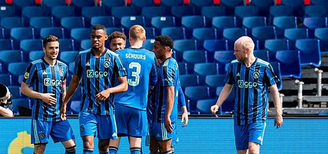 Foto: 'Ajax-ster moet ernstig vrezen na Klassieker'