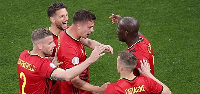 Foto: België zet streep door Hazard