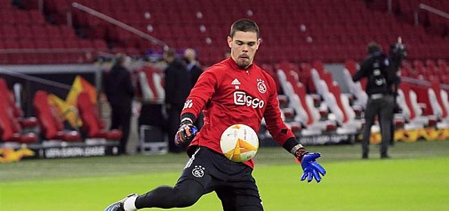 Foto: Ajax bevestigt huurtransfer van Kotarski