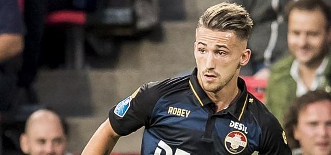 Foto: 'Voormalig Eredivisie-aanvaller kan wéér nieuw avontuur aangaan'
