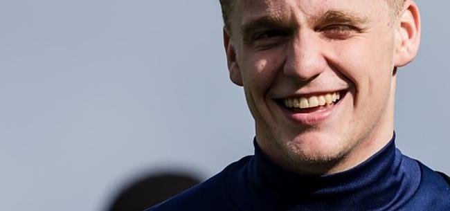Foto: 'Borussia Dortmund richt vizier op Ajax-middenvelder'