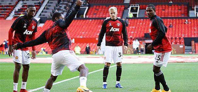 Foto: 'Manchester United brengt ultiem bod van 100 miljoen euro uit'
