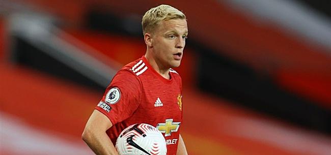 Foto: 'United-ster kent belangrijk Van de Beek-nieuws'