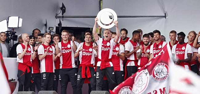 Foto: 'Dit is waarom Ajax dit jaar géén kampioen wordt'