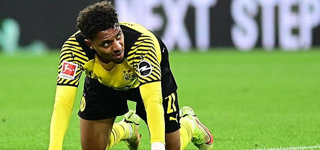 Foto: Dortmund-coach: 'Donyell is goed, maar moet op dat vlak beter worden'