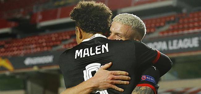 Foto: Malen legt uit waarom hij PSV voor Dortmund verruilt