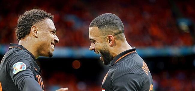Foto: Buitenlandse pers gaat los over Oranje: