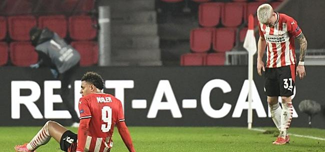Foto: Schmidt met de grond gelijkgemaakt na PSV-debacle: 'Dit is shocking'