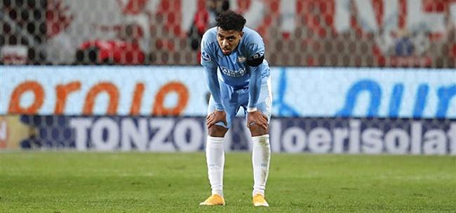 Foto: Talentvolle PSV'er terug na blessure: 'Rust nodig? Nee'