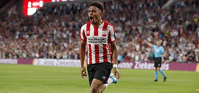 Foto: 'PSV vraagt gigantisch transferbedrag voor Donyell Malen'