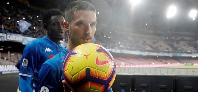 Foto: Mertens legt uit waarom hij carrièreplan wijzigde voor transfer naar Nederland