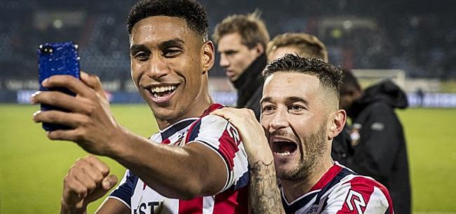 Foto: 'Stuntploeg Willem II moet vrezen voor transfer-nachtmerrie'