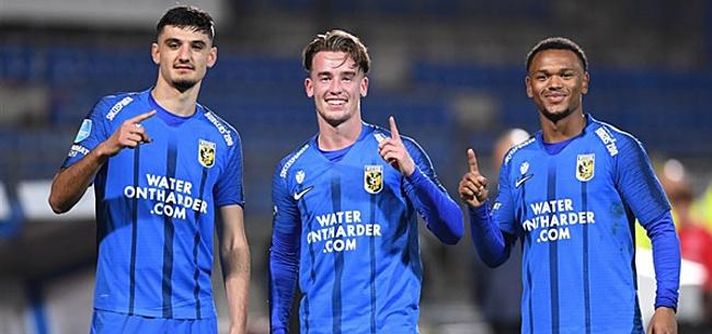 Foto: De 11 namen bij Vitesse en Fortuna: winst een must