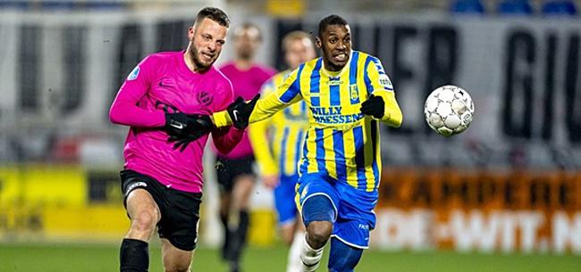 Foto: Utrecht wint van RKC door strafschop in extremis