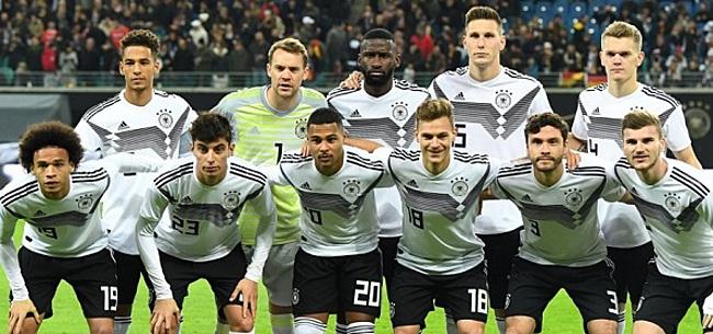 Foto: Domper tegen Oranje kan voor Duitsland hele vervelende gevolgen hebben