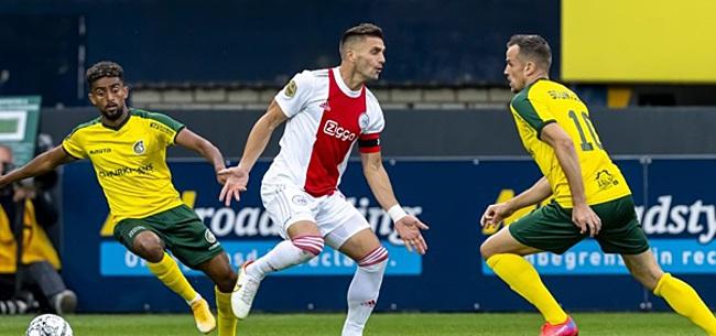 Foto: Twitter ontploft over Tadic: zélfs Ajax-fans boos