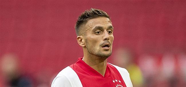 Foto: VIDEO: Dusan Tadic opent de score voor Ajax in Bergamo