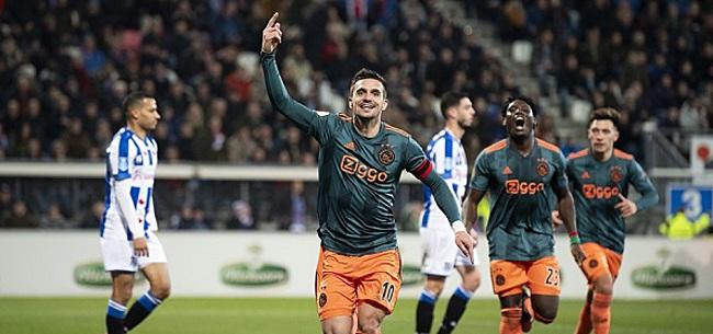 Foto: Ajacieden ontdekken 'nieuwe Frenkie' in de Eredivisie