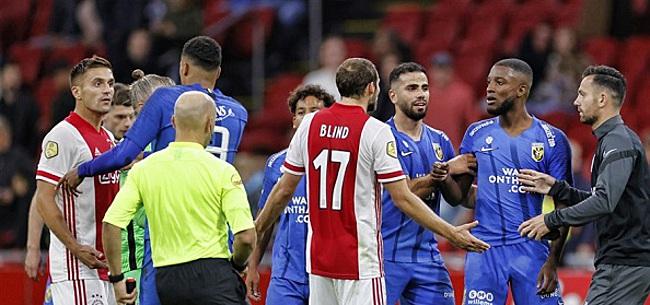 Foto: 'Eredivisie-sensatie kan in deze vorm moeiteloos bij Ajax mee'