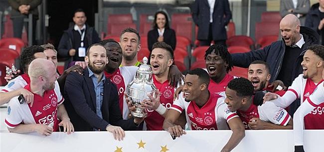 Foto: SPORT1: 'Ajax-drama is een stap dichterbij'