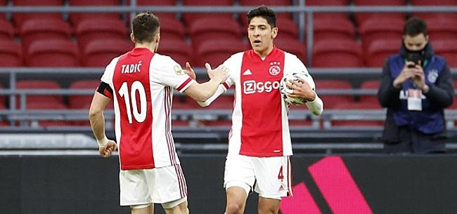 Foto: Klassieker kan kampioenswedstrijd Ajax worden