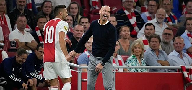 Foto: 'Ajax moet Londens telefoontje vrezen'