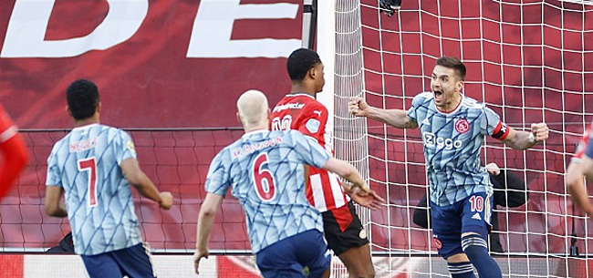 Foto: NAC-duo spot met aanvoerders Ajax en PSV