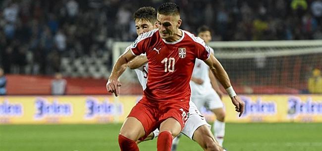 Foto: Tadic deelt geen kadootjes uit: