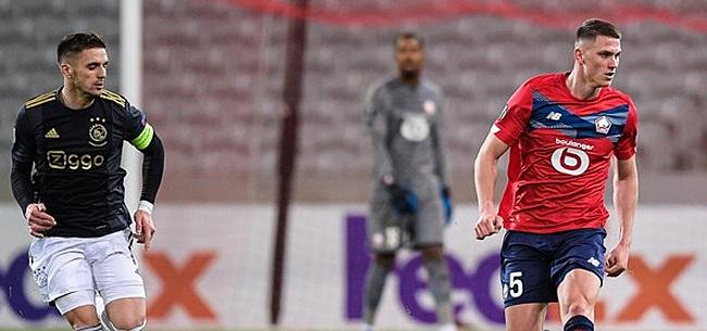 Foto: Lille hoopt tegen Ajax op nieuwe magische avond: