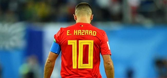 Foto: 'Real Madrid woest op Belgen na verbreken Hazard-belofte'