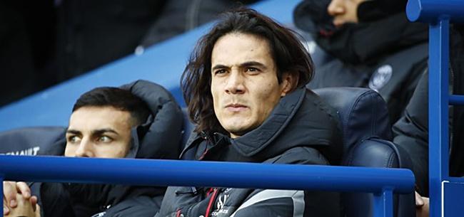 Foto: Cavani maakt mogelijk verrassende transfer