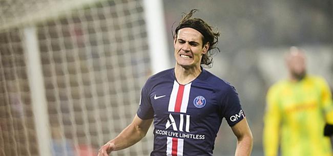 Foto: 'Opvallende transfer in de maak voor Cavani'