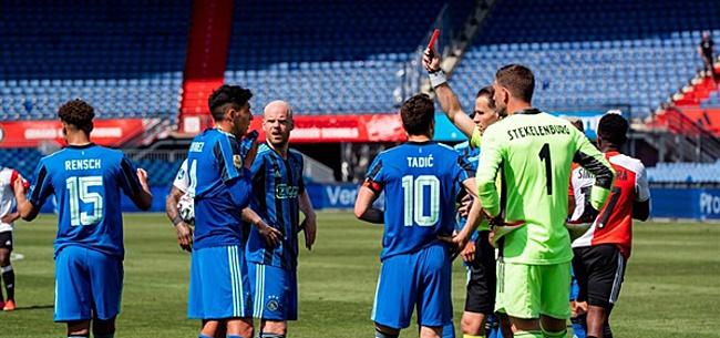 Foto: Vertrek jeugdexponent Ajax is onvermijdelijk