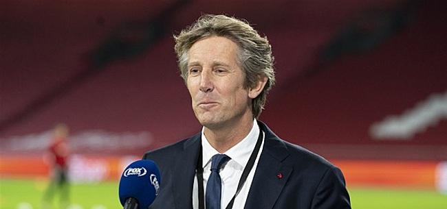 Foto: Van der Sar eist duidelijkheid: