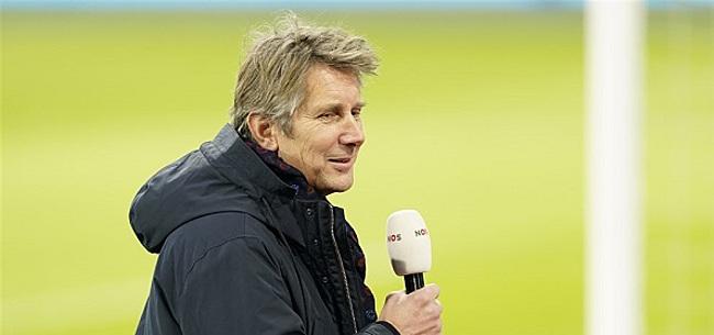 Foto: Van der Sar haalt zijn gram: