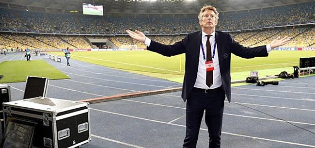 Foto: Van der Sar slaat alarm: 'Dan hebben we een probleem'