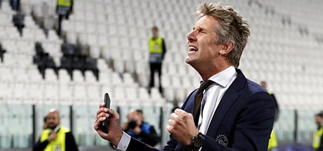 Foto: Van der Sar verbaasd over ophef over 'Ajax-crisis'