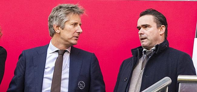 Foto: 'Ten Hag doet het goed, maar Overmars en Van der Sar verdienen ook credits'