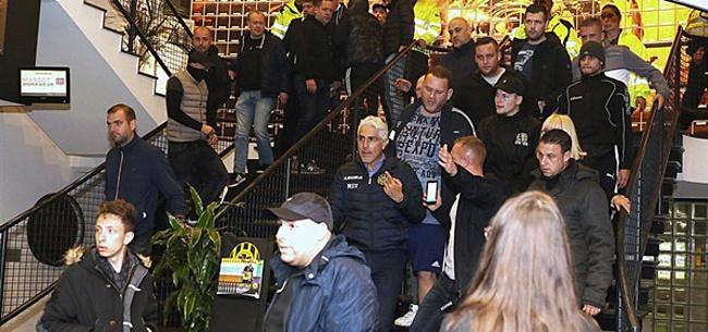 Foto: OM gaat Roda-fans niet vervolgen inzake De la Vega