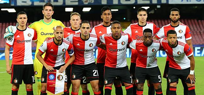 Foto: Feyenoorder afgemaakt: