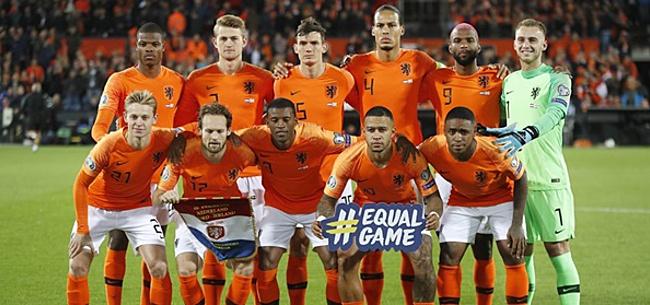 Foto: Nederland begrijpt niets van opstelling Oranje: 'Waarom toch!?'