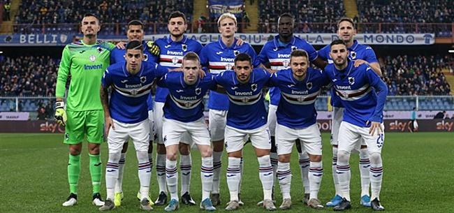 Foto: Sampdoria-eigenaar: