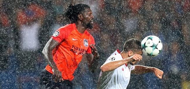 Foto: 'Adebayor staat voor sensationele terugkeer in Premier League'