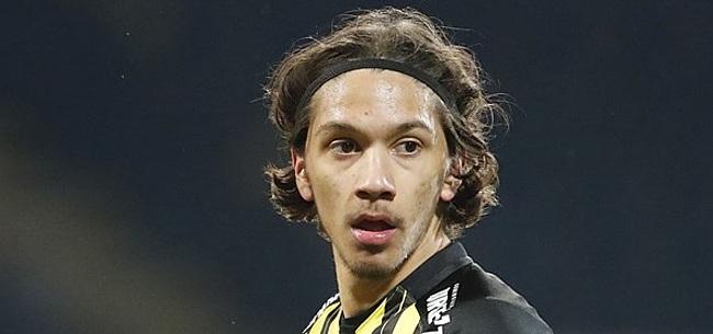 Foto: Talentvolle Vitesse-aanvaller gaat vlieguren maken in KKD