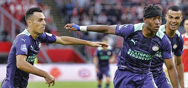 Foto: 'Bayern én Dortmund melden zich bij PSV'